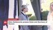 Ellen DeGeneres Praises The Duke And Duchess Of Sussex