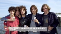 The Strokes Have Finished Their New Album
