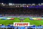 Les 100 matches des Bleus au Stade de France en chiffres - Foot - Qualif. Euro