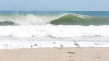 Hurricane Dorian Delivers the Best Tubes New Jersey's Seen All Year