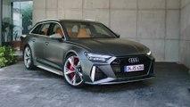 Understatement für Kenner - Audi RS 6 Avant und Audi RS 7 Sportback