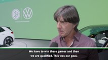 Germany shouldn't have any problems qualifying - Low
