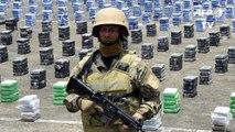 Policía panameña decomisa 1,7 toneladas de cocaína en zona indígena
