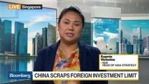 China Scrapping Foreign Investment Limit to Help Sentiment: SEB