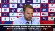 """Angleterre - Southgate : """"Sterling a été presque impossible à arrêter"""""""