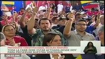 Venezuela da inicio a ejercicios en la frontera con Colombia