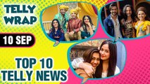 Rohit Verma On Bigg Boss 13, Sambhavna Seth Ganpati Darshan, The Kapil Sharma Show | Top 10 News