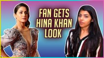 Fan Gets Hina Khan's Cannes Red Carpet Look | Easy Make Up Tutorial By A Professional