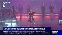 Taylor Swift a retenté sa chance en France, huit ans après y avoir donné son dernier concert