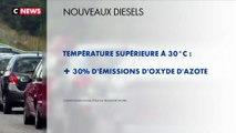 Les moteurs Diesel récents polluent six fois plus que la norme