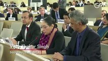 India Slams Pakistan At UNHRC