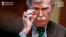 President Trump Sacks His NSA John Bolton