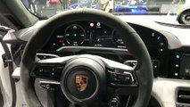 Porsche Taycan : la 1ère Porsche électrique en vidéo au Salon de Francfort