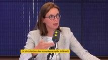 """""""Commissaire grec en charge de la protection du mode de vie européen"""" : """"Il y a des intitulés de postes qu'il faut qu'on comprenne mieux"""", selon Amélie de Montchalin"""
