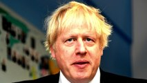 UK's Johnson talks to Northern Ireland, says 'deal is possible'