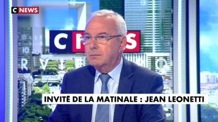 Jean Leonetti - CNews mercredi 11 septembre 2019