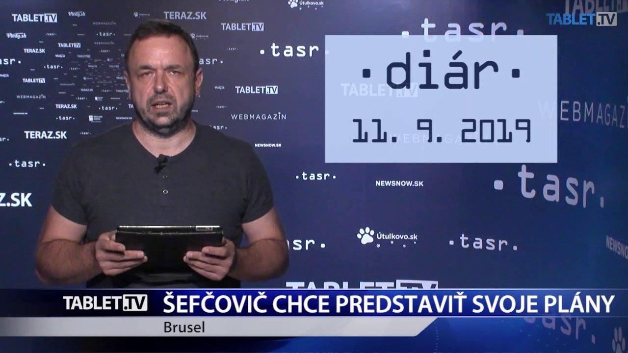 DIÁR: M. Šefčovič chce predstaviť svoje plány v Európskej komisii