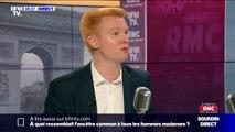 """Adrien Quatennens: """"On ne peut pas continuer avec un Français sur deux qui ne vote plus"""""""