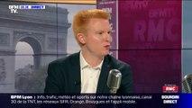 """Municipales à Lille : Adrien Quatennens annoncera si il est candidat pour LFI """"dans quelques jours"""""""