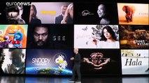 Apple lancia la sua tv streaming