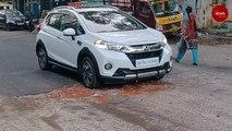 Chennai's pothole-ridden PS Sivaswamy Salai road still a nightmare for residents