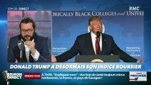 #Magnien, la chronique des réseaux sociaux : Trump a désormais son indice boursier - 11/09