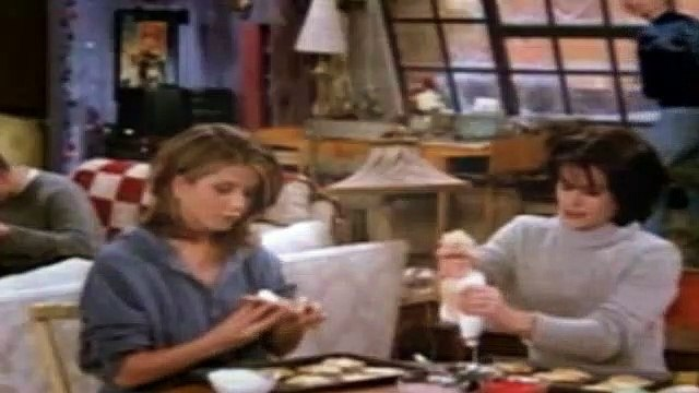 Friends Season 2 Episode 9 The One With Phoebe's Dad
