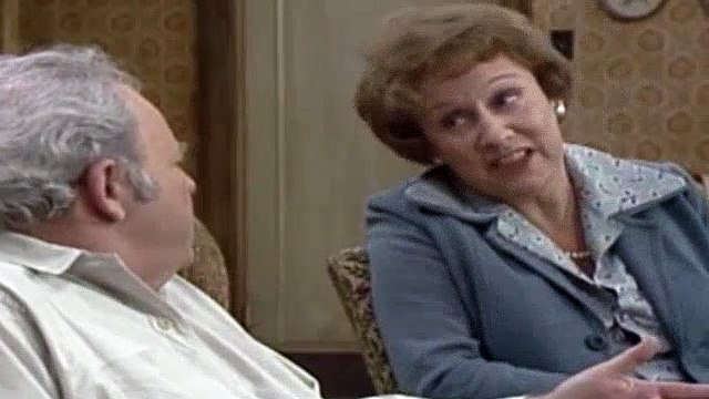 All In The Family Season 6 Episode 22 Joey's Baptism