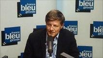 Nicolas Florian, maire de Bordeaux, invité de France Bleu Gironde