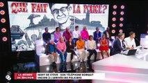 Le monde de Macron: Le téléphone de Steve bornait lors de l'intervention de police - 11/09