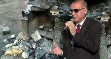 Açılışını Erdoğan'ın yaptığı parkın içler acısı hali yürek burktu
