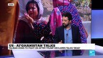 Afghanistan: Was Trump pressured out of the talks with Taliban?