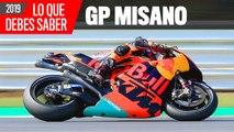 Claves de MotoGP en Misano 2019