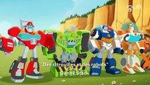 Transformers Rescue Bots Academy - Saison 1, Episode 29 Des citrouilles et des robots