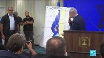 B.Netanyahu promet d'annexer la vallée du Jourdain s'il est réélu