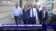 Emplois fictifs du MoDem: François Bayrou et Marielle de Sarnez entendus par la police