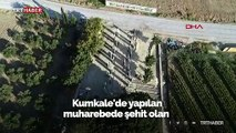 Çanakkale'de 104 yıllık kayıp Kumkale Şehitliği bulundu
