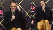 Sonakshi Sinha talks about her experimental fashion game fails;Watch video | FilmiBeat