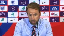 Southgate lauds 'mature' Rice performances