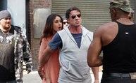 Sylvester Stallone's  Bollywood Movie : Fight Scene for Kambakkht Ishq