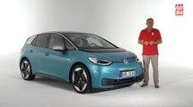 VÍDEO: Volkswagen ID.3 todos los detalles y especificaciones