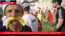 Replay Marathon du Médoc  2019-Ambiance sur la parcours 3 / runners atmosphere on the way 3