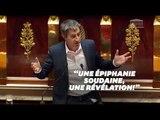 François Ruffin moque la transition écolo de Macron à l'Assemblée