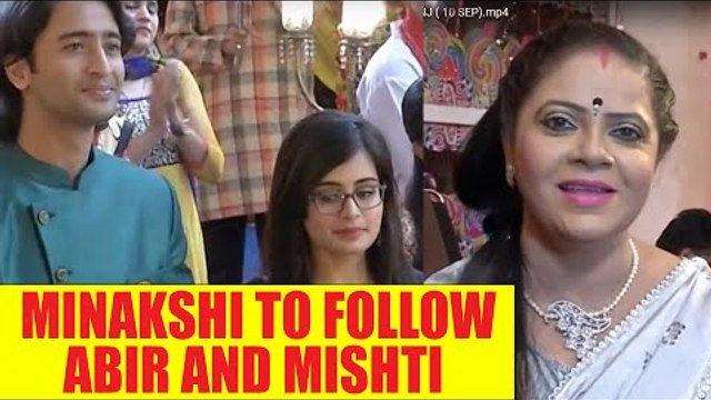 Yeh Rishtey Hai Pyaar Ke: Meenakshi to follow Mishti and Abir