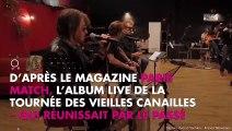 Johnny Hallyday : La tournée des Vieilles Canailles bientôt dans les bacs