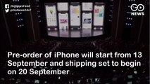 Apple iPhone 11 Launch Event