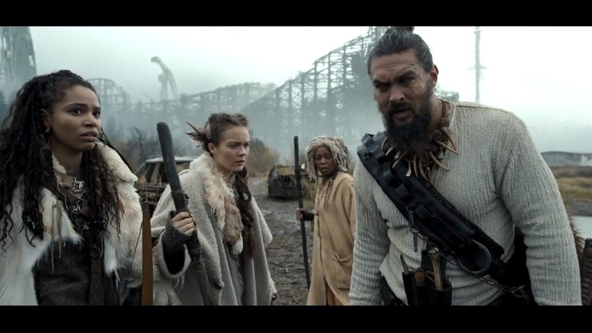 Jason Momoa stars in the first trailer for SEE (Apple TV)