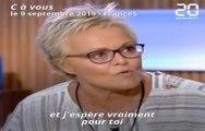 Muriel Robin répond à Jean-Marie Bigard qui l'a traitée de « connasse »