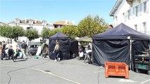 Une nouvelle série policière est tournée au Pays Basque