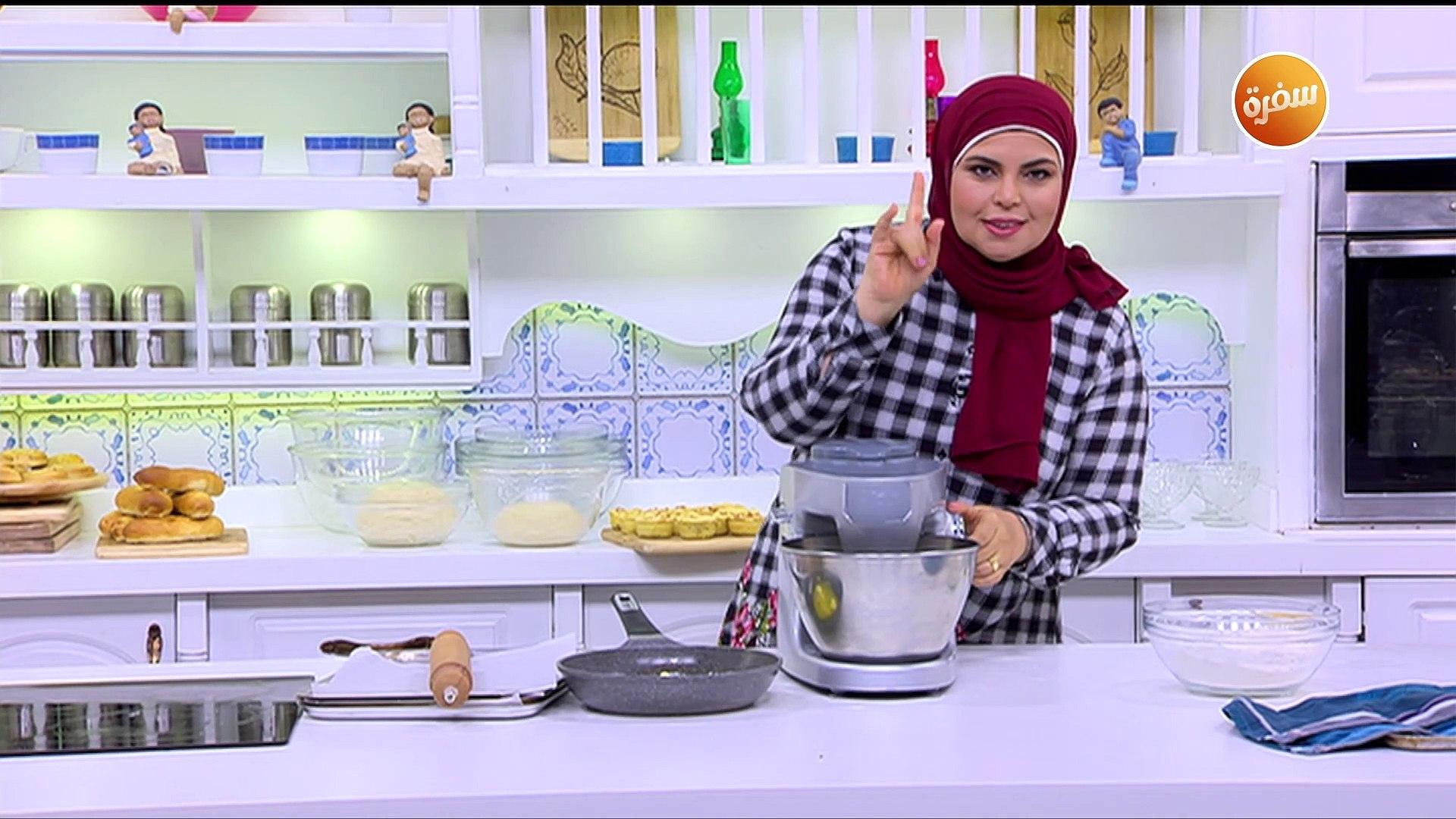 طريقة تحضير فطائر العسل | نجلاء الشرشابي